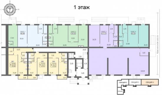 Планировочное решение квартирПланировочное решение квартирПланировочное решение квартир