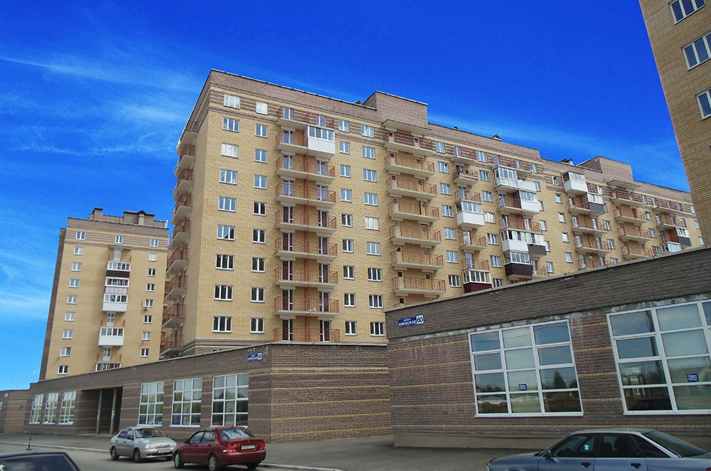 Фотографии района Новый Смоленск