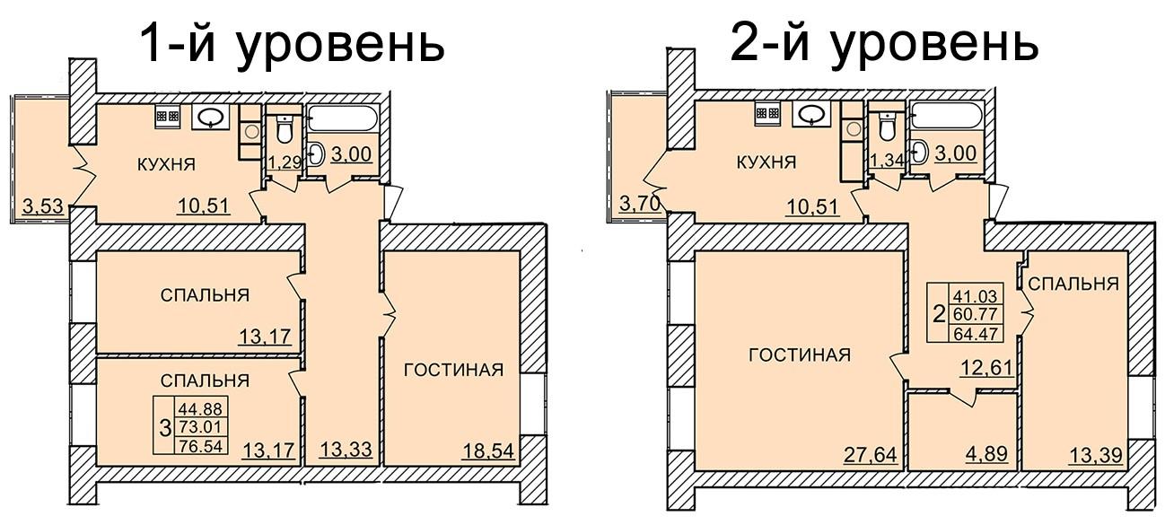 Киевское шоссе, д. 60, кв.25