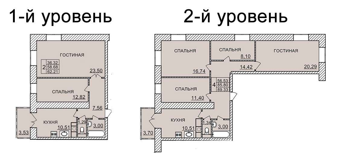 Киевское шоссе, д. 60, кв.26