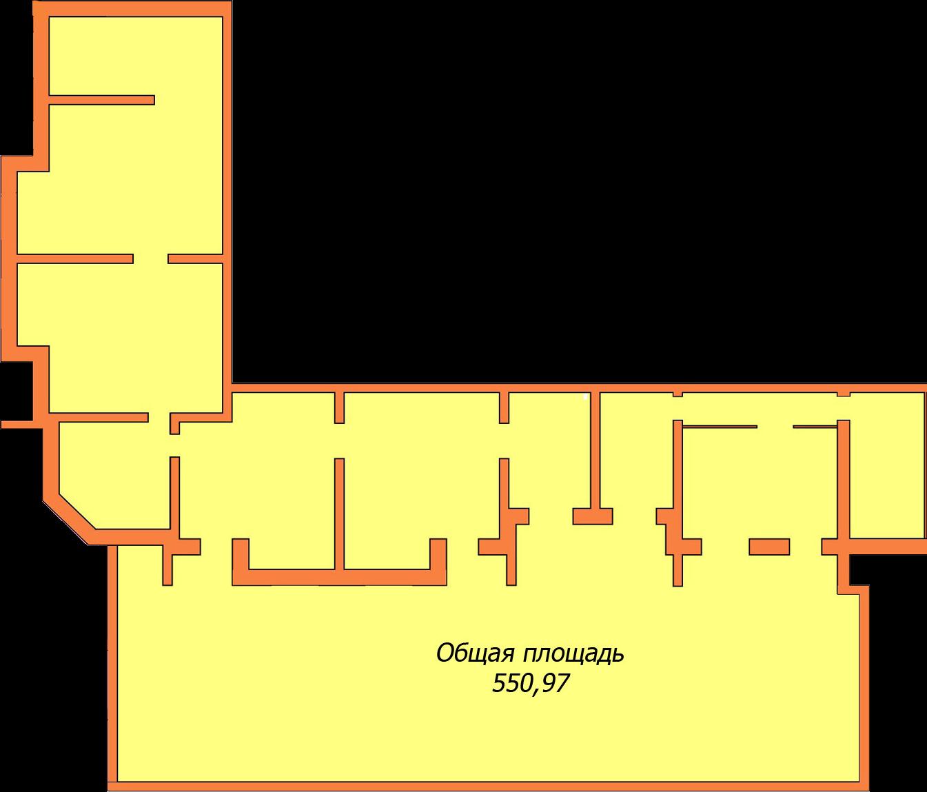ул. Соколовского, д. 17, Подвал 2