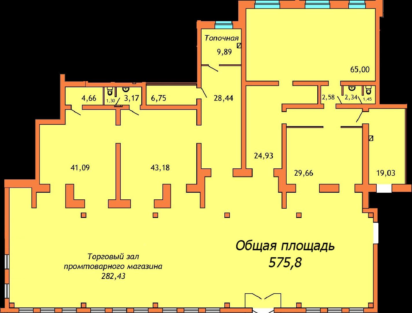 ул. Соколовского, д. 17, Офис 2