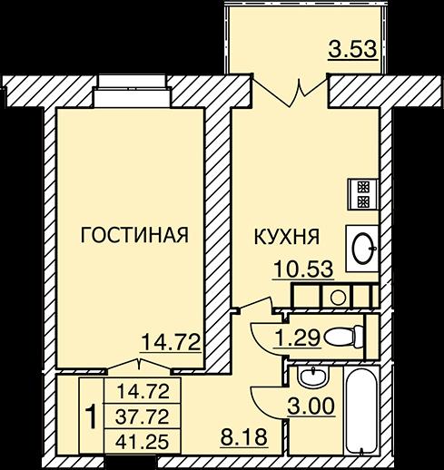 Краснинское шоссе, д. 7, кв.189
