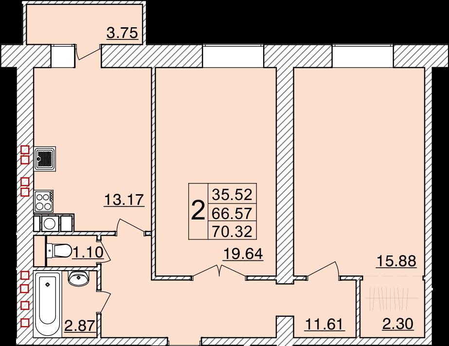 3-я линия Красноармейской слободы, кв.9
