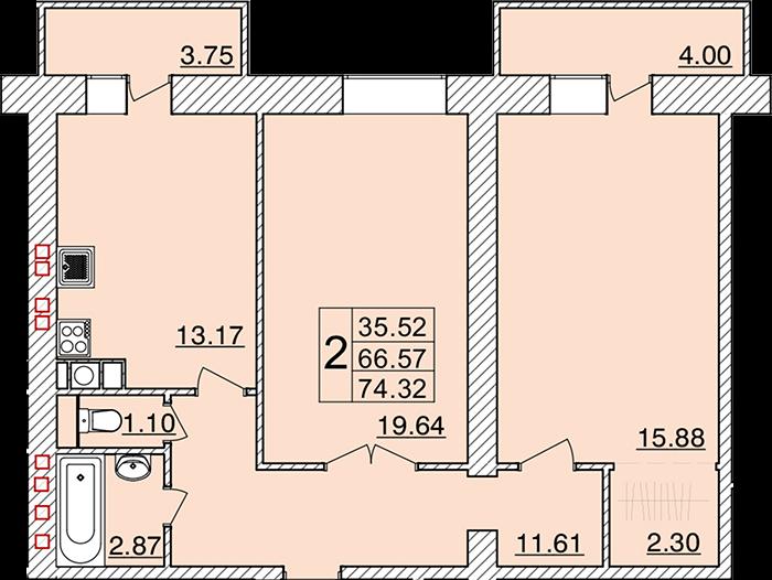 3-я линия Красноармейской слободы, кв.14