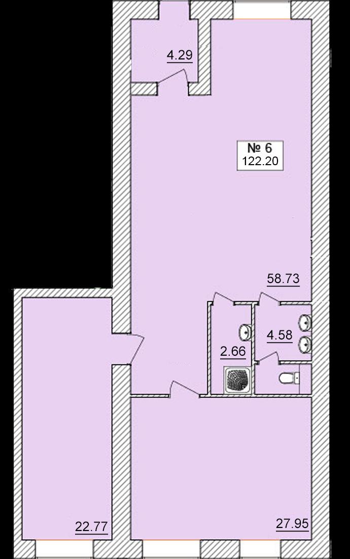 Колхозный переулок, д. 15г, Офис 6