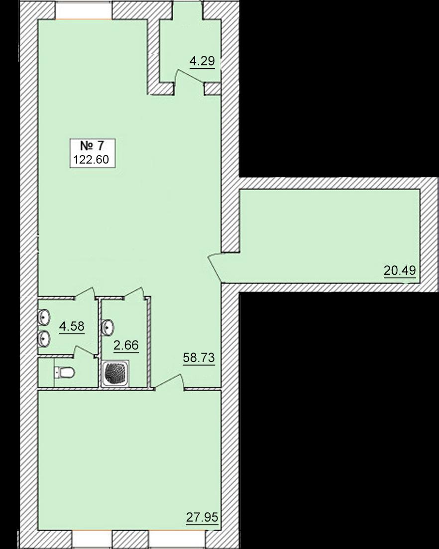 Колхозный переулок, д. 15г, Офис 7