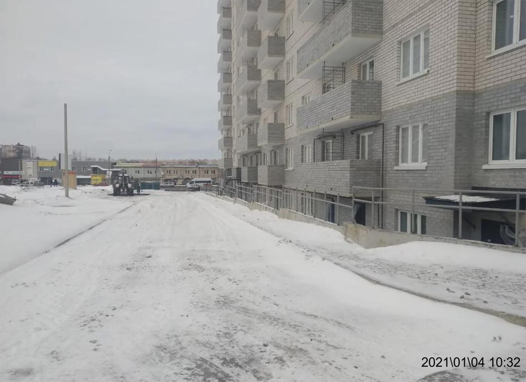 ул. пр-т Стоителей, д. 23 Б